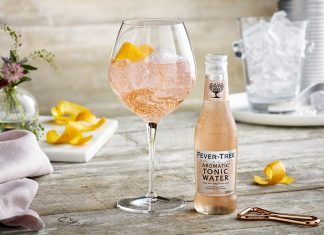 Fever-Tree - Pink Aromatic Tonic
