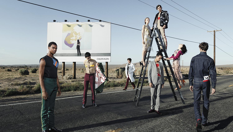 Calvin Klein Herfst 2017