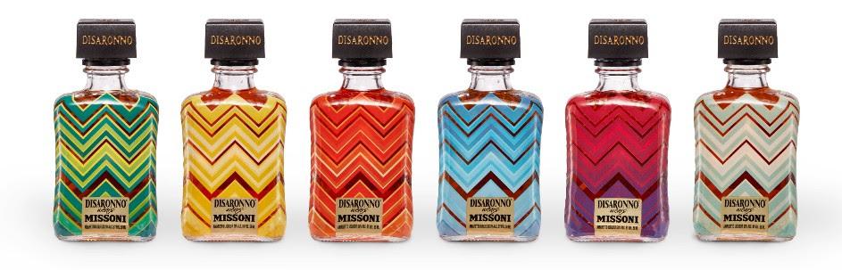 Disaronno wears Missoni