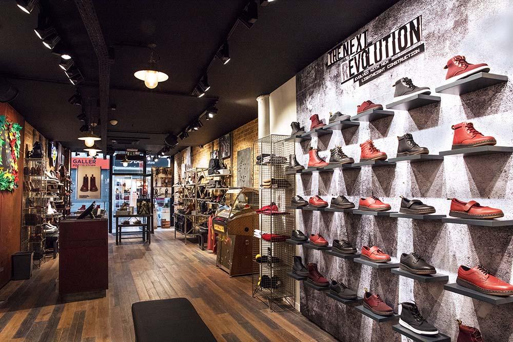 7eb706eaa47 Dr. Martens opent nieuwe winkel in Brussel