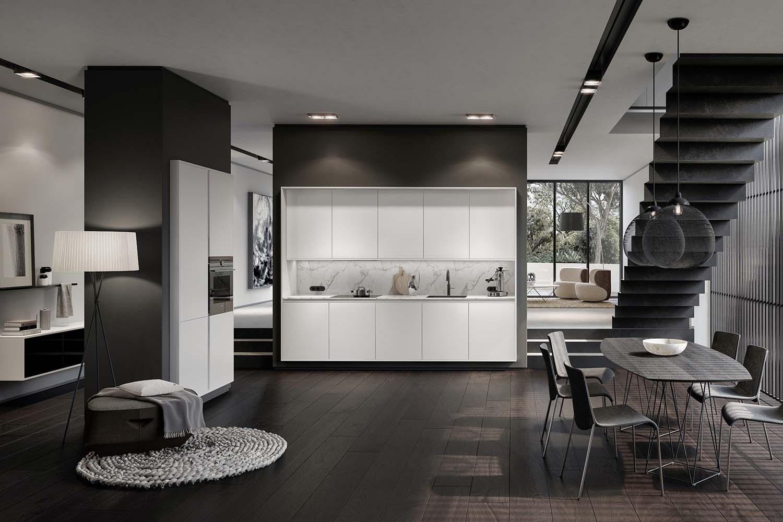 Siematic de nieuwe geometrie van de keuken fashion vlaanderen