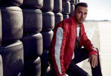 Lewis Hamilton x Tommy Hilfiger