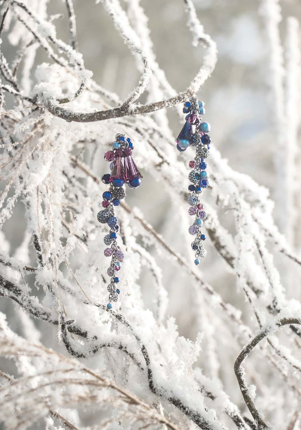 Swarovski wintercollectie 2018