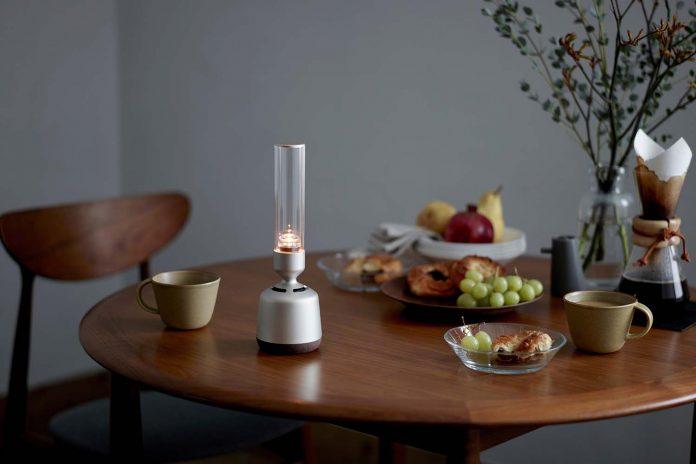 LSPX-S2Glass Sound Speaker