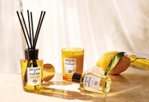 Home Collection van Acqua di Parma