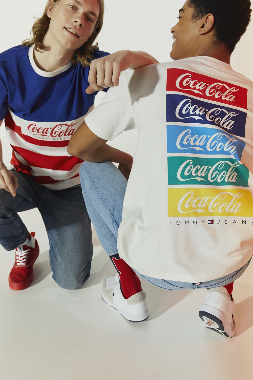 Tommy Hilfiger X Coca Cola